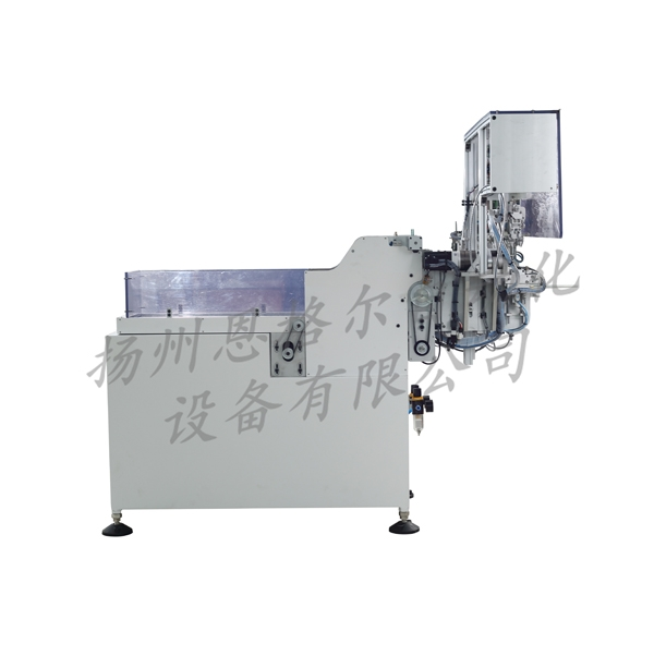 Wool planting machine (swing arm manipulator)