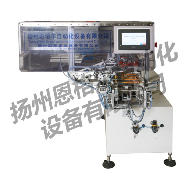 Hair planting machine (inclined arm swing arm type)